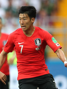 TRỰC TIẾP (H2) Hàn Quốc 0-1 Mexico: Son Heung-min sút 5 quả nhưng chưa ghi bàn