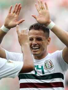 TRỰC TIẾP (H2) Hàn Quốc 0-2 Mexico: Chicharito nổ súng