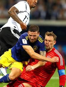 TRỰC TIẾP (H1) Đức 0-0 Thụy Điển: Neuer cứu thua trong pha đối mặt
