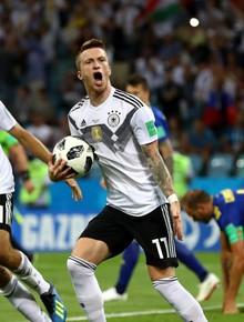 TRỰC TIẾP (H2) Đức 1-1 Thụy Điển: Gomes bỏ lỡ cơ hội