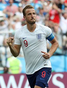 Kane lập hat-trick, tuyển Anh thắng trận đậm nhất World Cup 2018