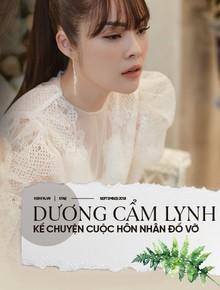 """Dương Cẩm Lynh kể về cuộc sống hậu hôn nhân đổ vỡ: """"Mỗi lần con hỏi ba đâu là rơi nước mắt"""""""