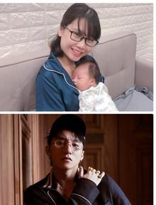 """Hot mom 22 tuổi Thanh Trần đã """"đánh bại"""" Sơn Tùng về lượng followers trên MXH"""