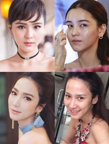 """Soi mặt mộc của dàn mỹ nhân """"hack tuổi"""" đỉnh nhất Thái Lan: Người đẹp bất chấp, kẻ già đi chục tuổi"""