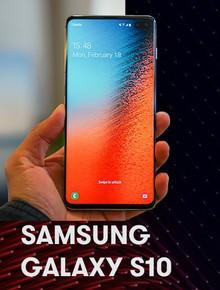 Trên tay Galaxy S10/S10+ giá từ 21 triệu: Như này không đẹp thì không biết thế nào mới được coi là đẹp