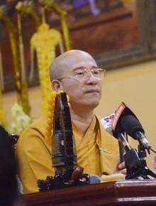 """Trụ trì chùa Ba Vàng xác nhận có giải vong báo oán nhưng """"là tự nguyện, không ép buộc hay hù dọa"""""""