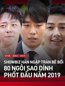 """Choáng vì danh sách 80 sao Hàn dính bê bối như """"đại hội bóc phốt"""" đầu năm 2019: Chuyện gì đang xảy ra với Kbiz vậy?"""