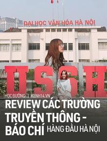 Top trường đào tạo ngành Truyền thông - Báo chí tốt nhất Hà Nội: ĐH Nhân văn hay Học viện Báo chí được sinh viên lựa chọn nhiều hơn?