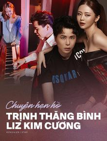 """Trịnh Thăng Bình - Liz Kim Cương: """"Chúng tôi như tri kỷ, là mảnh ghép hoàn hảo dành cho nhau"""""""