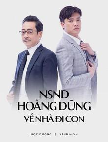 """Bố của Vũ trong """"Về nhà đi con"""": Từ cậu sinh viên được thầy bảo lãnh vào trường Cao đẳng Nghệ thuật đến người cha quyền lực nhất nhì màn ảnh Việt"""