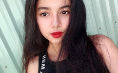 Nữ sinh 2000 người Khmer gây sốt với vẻ đẹp lạ, cuốn hút như con lai