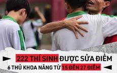 """Toàn cảnh bê bối sửa điểm chấn động của 222 thí sinh Hà Giang, Sơn La, Hoà Bình: """"Thủ khoa rởm"""" đỗ Y Đa khoa, Cảnh sát, Công an"""