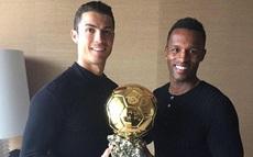 """Bạn thân kể về ký ức """"hãi hùng"""" với Ronaldo: Anh ta rủ tôi chạy bộ lúc 2h30 sáng"""
