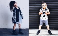 5 tài khoản Instagram của các nhóc tì khiến bạn thích mê vì độ sành điệu