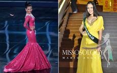 Loạt đầm Đẹp - Xấu của người đẹp Việt tại các cuộc thi Hoa hậu quốc tế