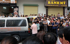 Vụ cô gái rơi từ tòa chung cư ở Linh Đàm: Nạn nhân tự tử, để lại thư tuyệt mệnh