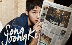 Song Joong Ki: Ai cũng mong tìm được hoàng tử, nhưng hoàng tử cũng chỉ đang kiếm tìm công chúa của đời hắn mà thôi