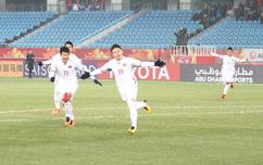 Loạt penalty bóp nghẹt trái tim đưa U23 Việt Nam vào chung kết giải U23 châu Á 2018