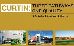 Đại học Curtin: Ba con đường - Một chất lượng