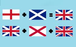 Tưởng đơn giản nhưng hóa ra rất nhiều người không biết lá cờ nước Anh trông như thế nào
