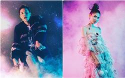 """Juun Đăng Dũng hóa """"chú Cuội"""" sành điệu bên """"chị Hằng"""" Thùy Dương trong MV dự hot nhất Trung thu năm nay"""