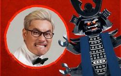 """Kiều Minh Tuấn hóa thân thành gã bạo chúa Garmadon trong """"The Lego Ninjago Movie"""""""