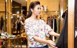 """Lần thứ 3 dự Milan Fashion Week, Thanh Hằng hoang mang không biết nên mặc gì cho """"oách"""""""