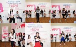 """Đột nhập """"Vòng Trình Diện"""" của SGO48: BGK người Nhật gây bất ngờ với tiêu chí tuyển chọn """"kì lạ"""""""