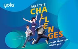 Take the challenges: Chấp nhận thử thách - Vượt qua giới hạn