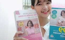 Hot face Yến Linh review bộ sách Luyện thi tiếng Anh THPT Quốc gia