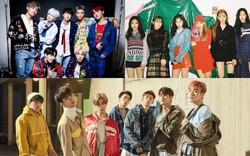 Tiết lộ bảng xếp hạng đánh giá làng nhạc Kpop năm 2018 của các chuyên gia âm nhạc