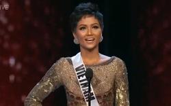 Sao Việt, cư dân mạng phát sốt khi H'Hen Niê làm nên lịch sử, lọt top 10 Miss Universe