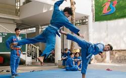 Ngôi trường giúp học sinh cai nghiện game Dota, Liên Minh Huyền Thoại bằng võ Vovinam