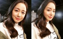 Lần đầu sau 1 năm cưới, Kim Tae Hee trở lại mạng xã hội với ảnh khoe nhan sắc xứng tầm đại mỹ nhân