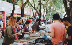 Hội sách TP.HCM 2018: Rộng và nhiều gian hàng đến mức đi vừa phải cầm bản đồ vì sợ lạc