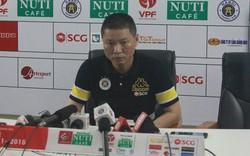 """""""Hà Nội FC thiếu tôn trọng đối thủ"""""""