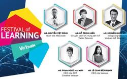 Global Festival Of Learning 2018: Nắm bắt xu hướng toàn cầu – Kiến tạo tương lai