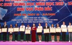 2 nữ sinh Hải Phòng giành giải Ba tại cuộc thi Khoa học kỹ thuật Quốc tế 2018
