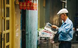 Người đàn ông giao báo bằng xe đạp cuối cùng ở Sài Gòn: Vội làm gì giữa cuộc đời hối hả