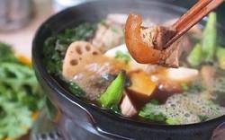 Sài Gòn chợt mưa, sao không rủ nhau đến những quán lẩu dê nổi tiếng này để làm ấm bụng