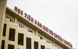 Học viện Báo chí và Tuyên truyền chính thức công bố điểm sàn xét tuyển