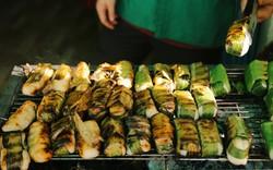 Bỏ túi những hàng chuối nếp nướng để bạn nhâm nhi lúc xế chiều Sài Gòn