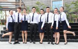 Cùng ngắm nhìn đồng phục siêu đẹp của sinh viên trường Cao đẳng nghề Du lịch Sài Gòn