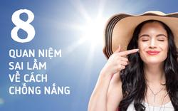 Đừng mắc những sai lầm về cách chống nắng này trong những ngày hè nóng bỏng