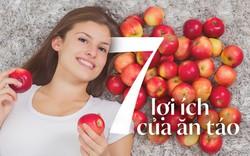 Hãy để táo vào thực đơn hàng ngày bởi những lợi ích bất ngờ này