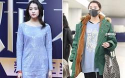 """Xinh đẹp nhường vậy mà """"bạn gái Luhan"""" càng ngày càng ăn mặc xuề xòa, kém chỉn chu"""