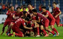 4 đội giành vé vớt vượt qua vòng bảng Asian Cup nhưng chỉ đội tuyển Việt Nam tạo nên kỳ tích này