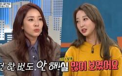 Dara lấp lửng chuyện từng để ý Idol khác và hé lộ cách thả thính nhau trong sự kiện