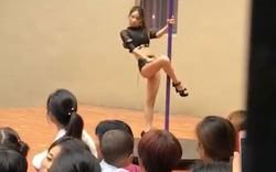 Hiệu trưởng trường mầm non bị sa thải vì mời diễn viên múa cột tới biểu diễn cho học sinh