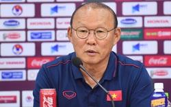 """HLV Park Hang-seo phản pháo phóng viên Thái Lan: """"Chanathip thi đấu được ở Nhật Bản thì Quang Hải cũng có thể"""""""